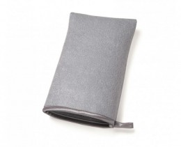 Серветки з мікрофібри для догляду за виробами з нержавіючої сталі. KT1008