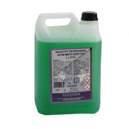 Мыло-крем жидкое INDUSTRY DEGREASING L.I.1012 5 л. 0710120L0053607 - Фото