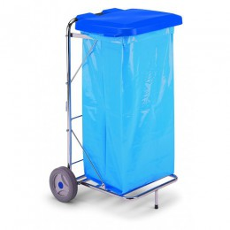 Контейнер открытый для мусора 120л TECNO 61.  4110 - Фото