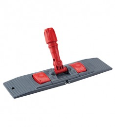 Пластикова  основа (Флаундер) для мопів червоний, 40 см. NP191-R