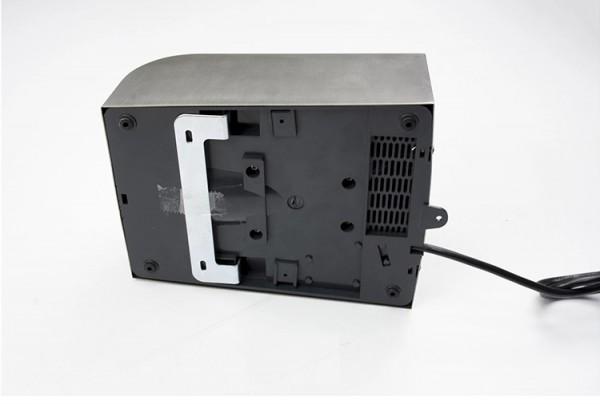 Ультратонка швидкісна електросушарка для рук. ZG-S002 - Фото №5