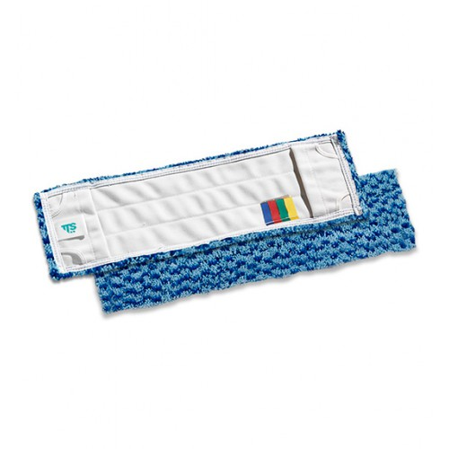 Моп Microsafe мікрофібра з кишенями 40см.  00000666 - Фото №1