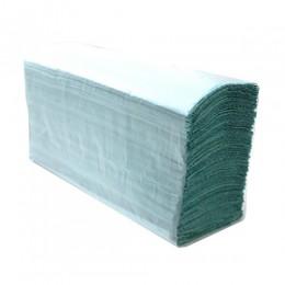 Бумажные полотенца листовые, Z-укладка, 200 л.,  23*22, 1 слой. 200K-Z - Фото