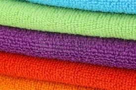 Набір серветок з мікрофібри 12 шт 4 кольора. MB140 - Фото №2