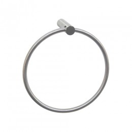 Тримач рушників металевий круглий MEDINOX.  AI0110CS - Фото