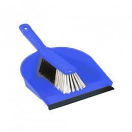 Набір для прибирання совок+щітка DUST PAN.  12.00770.0024.02.071 - Фото