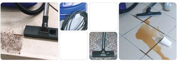 Пылесос для сухой и влажной чистки ARES WET-DRY WP 110. - Фото №3