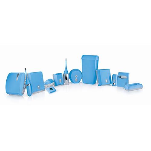 Тримач паперу туалетного стандарт COLORED.  619AZ - Фото №2