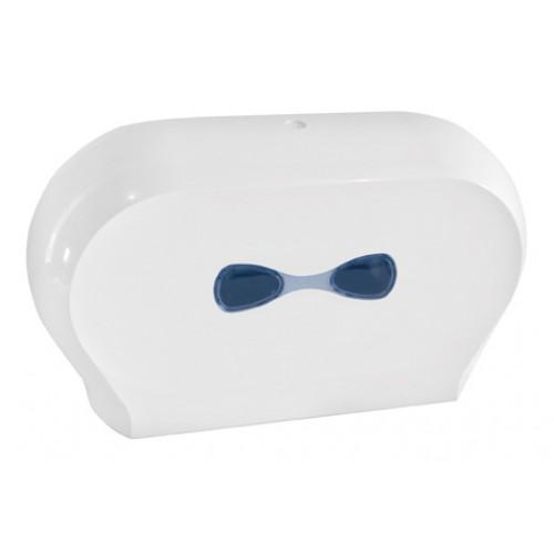 Тримач паперу туалетного JUMBO подвійний PLUS.  A77311 - Фото №2