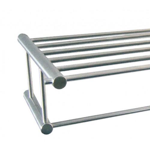Полиця-тримач рушників металева MEDINOX.  AI0040CS - Фото №2