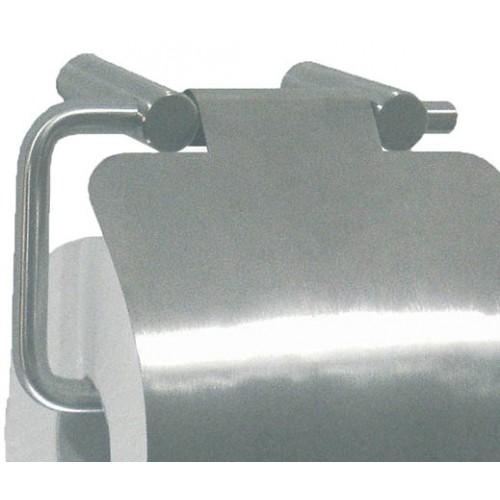 Тримач паперу туалетного стандарт MEDINOX.  AI0080C - Фото №2