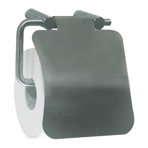 Тримач паперу туалетного стандарт MEDINOX.  AI0080CS - Фото №1