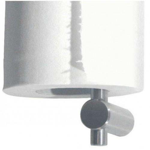 Запасний тримач паперу туалетного стандарт MEDINOX.  AI0100C - Фото №2