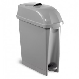 Урна для мусора с педалью ELLE 17л.  00005481 - Фото