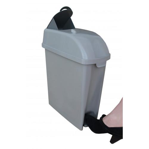 Урна для сміття з педаллю ELLE 17л.  00005481 - Фото №2