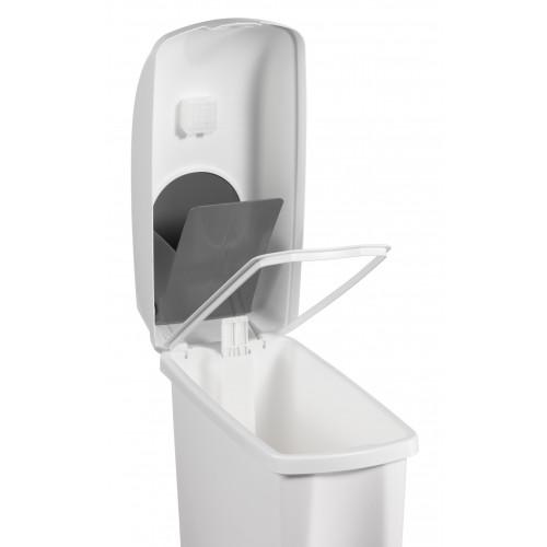 Урна для сміття з педаллю ELLE 17л.  00005481 - Фото №3