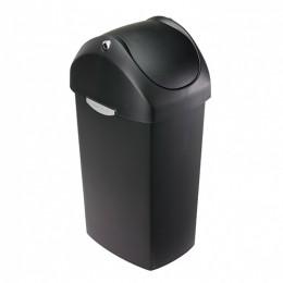 Урна для мусора с поворотной крышкой 40л SWING.  CW 1336 - Фото