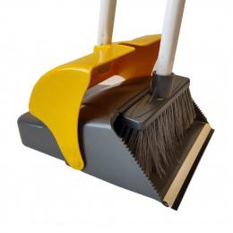 Комплект  для прибирання совок, щітка. KAF300Y - Фото