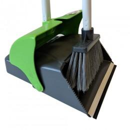 Комплект для прибирання совок, щітка. KAF300G