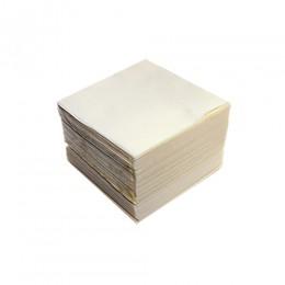 Серветки столові Matis 25Х25см.  TM25ALB - Фото