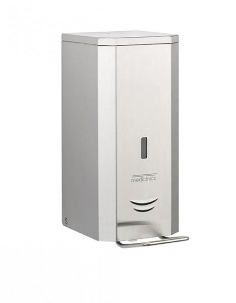 Дозатор для дезінфікуючого засобу 1,5 л ліктьовий.  DJSP036CS - Фото №1