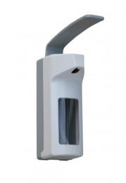 Дозатор дезинфицирующего средства  0,5 л под локоть. D9P - Фото