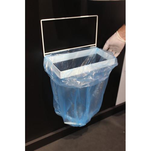 Тримач пакетів для сміття настінний.  E501W - Фото №5
