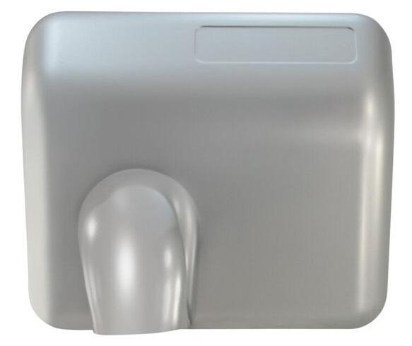 Автоматична швидкісна сушарка для рук ABS-пластик, сатин. ZG-820 - Фото №1