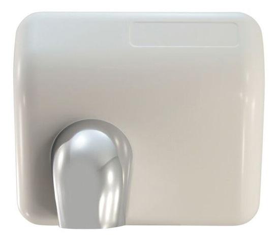 Автоматична швидкісна сушарка для рук ABS-пластик, біла. ZG-820W - Фото №1
