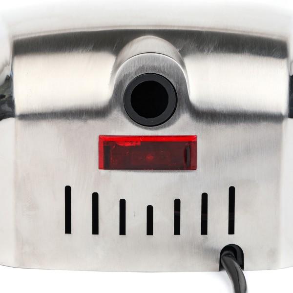 Ультратонка швидкісна електросушарка для рук. ZG-S001 - Фото №5