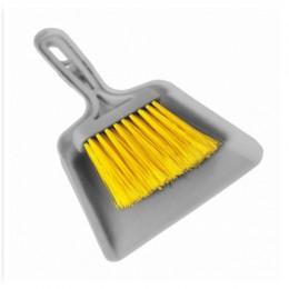 Набір для прибирання совок+щітка DUST PAN.  11701 - Фото