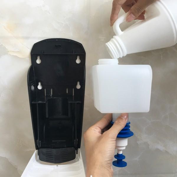 Дозатор для рідкого мила / антисептичного гелю. SU2560 - Фото №2