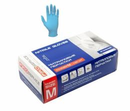 Перчатки нитриловые M.  PRO, 100 шт. 17402420