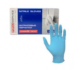 Перчатки нитриловые S.  PRO, 100 шт. 17402520