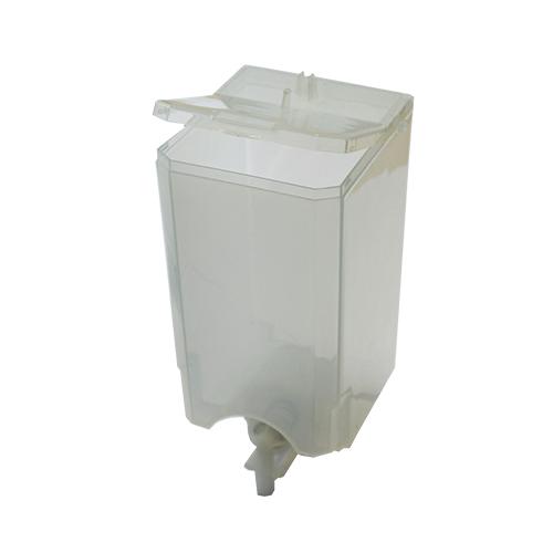Дозатор для дезінфікуючого засобу автоматичний 1,2 л LINEA SKIN.  A92813BM - Фото №2