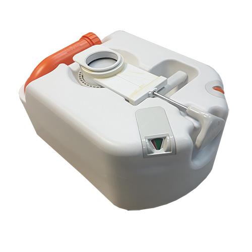 Бак для відходів (касета) до касетного туалету 3924TI. WT3924 - Фото №1