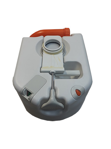 Бак для відходів (касета) до касетного туалету 3924TI. WT3924 - Фото №2