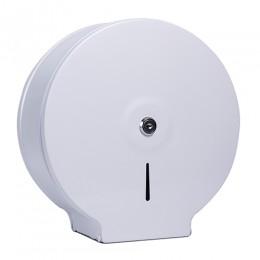 Держатель бумаги туалетной Джамбо. ZG-631White - Фото