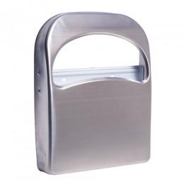 Держатель накладок на унитаз 1/4, нерж. металл, матовый.  ZG-623S - Фото