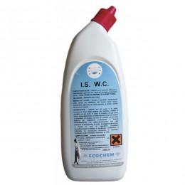 Средство для очистки унитазов 0,75л.  I.S.W.C. - Фото