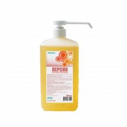 Мыло жидкое PRIMO Персик 1л с помпой.  1M021000D - Фото