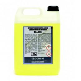 Средство моющее для паркета, линолеума, ламината 5л.  DE.L.1016 5л - Фото