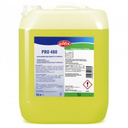 Средство PRO480 моющее для паркета и ламината 10л.  100048-010-019 - Фото