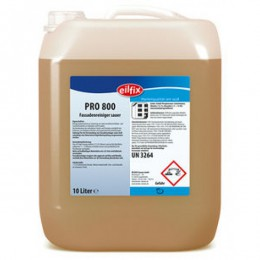 Кислотний мийний засіб для фасадів PRO-800 10л.  100086-010-000 - Фото