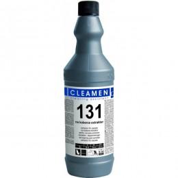 Засіб для чищення килимових покриттів Cleamen 131, 1л.  VC131050099 - Фото