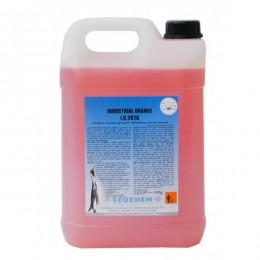 Засіб мийний з полірувальним ефектом 5кг.  I.O.2020 - Фото