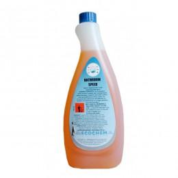 Средство моющее для удаления известкового налета 0,75л.  BATHROOM SPEED - Фото