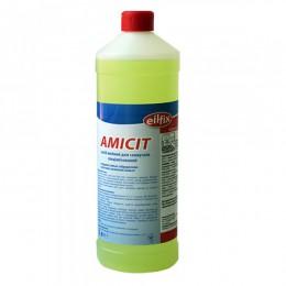 Средство AMICIT моющее для санузлов специализированное 1л.  100157-001-999 - Фото