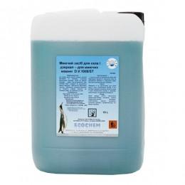 Засіб для миття скляних поверхонь 10л.  D.V.1008/ST - Фото