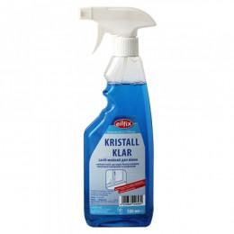 Засіб мийний для вікон 500мл KRISTAL-KLAR.  100211-005-024 - Фото